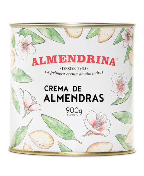 CREMA ALMENDRA 900 GR