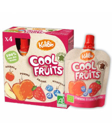 COOL FRUITS MANZ-FRES-ARAN BIO