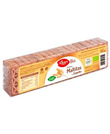 GALLETAS MALTITAS ESPELTA BIO