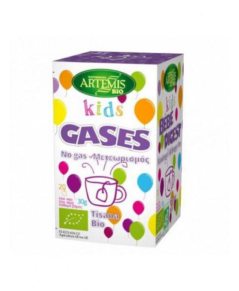 Tisana Gases Kids de Artemis 20 Uds Bio