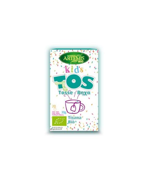 TISANA TOS KIDS 20UD BIO