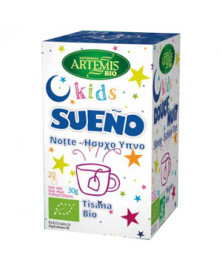 Tisana Sueño Kids de Artemis 20 Uds Bio