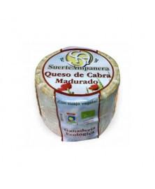 QUESO DE CABRA MADURADO (PIEZA) BIO