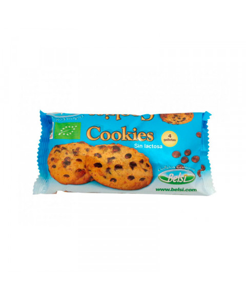 Galletas con pepitas de chocolate Belsi 60 Gr Bio