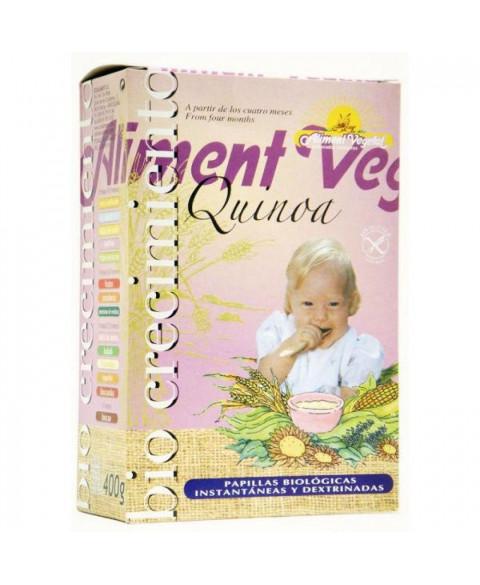 Papilla Infantil de Quinoa Aliment Vegetal 400 Gr BIO