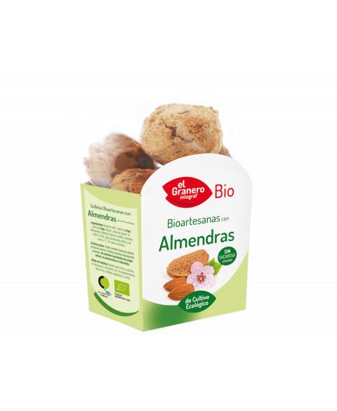 BIOARTESANAS ALMENDRAS 250 GR BIO