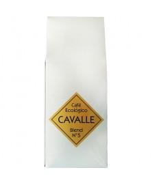 CAFE NATURAL MOLIDO CAVALLÉ 250GR BIO