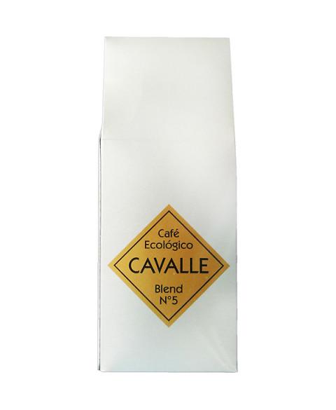 Café Natural Molido BIO 250GR CAVALLE