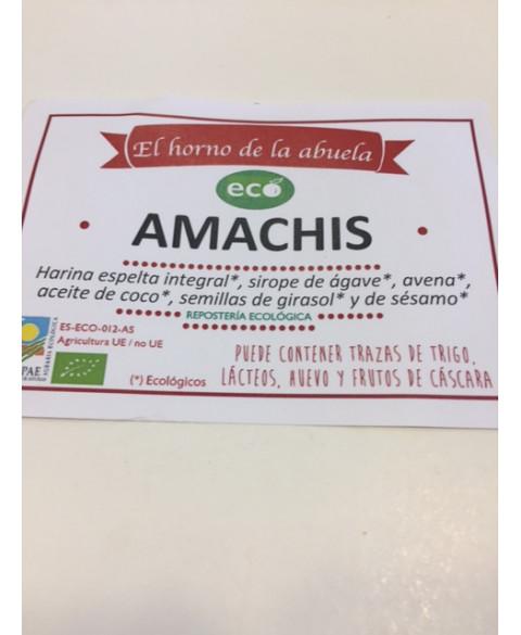 GALLETAS AMACHIS BIO (A GRANEL)