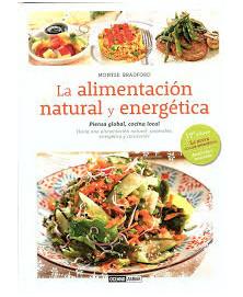 LIBRO LA ALIMENTACION NATURAL Y ENERGÉTICA