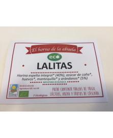 GALLETAS LALITAS BIO (A GRANEL)
