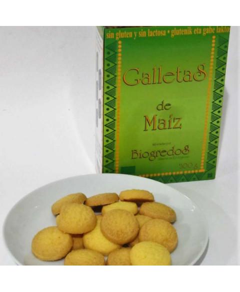 GALLETAS MAIZ 200GR S/GLUTEN