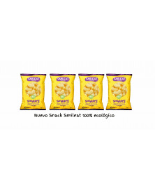 SMILITOS MAIZ SMILEAT 38 GR BIO