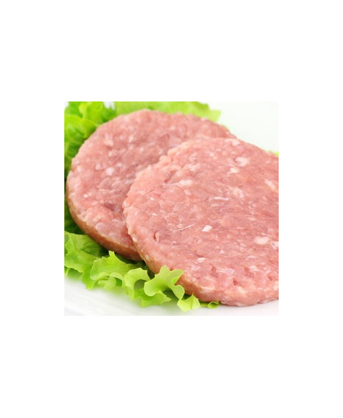 Hamburguesa de Pollo Bio, Campos Carnes Ecológicas