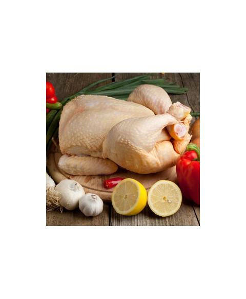 Pollo entero Bio, Campos Carnes Ecológicas
