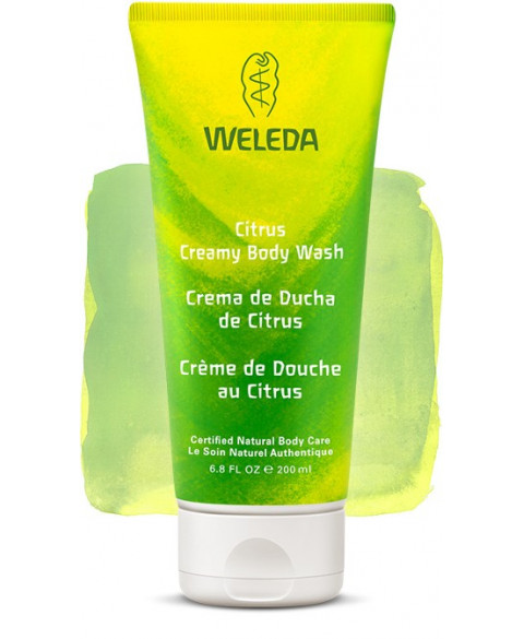 GEL DE DUCHA CITRUS 200ML