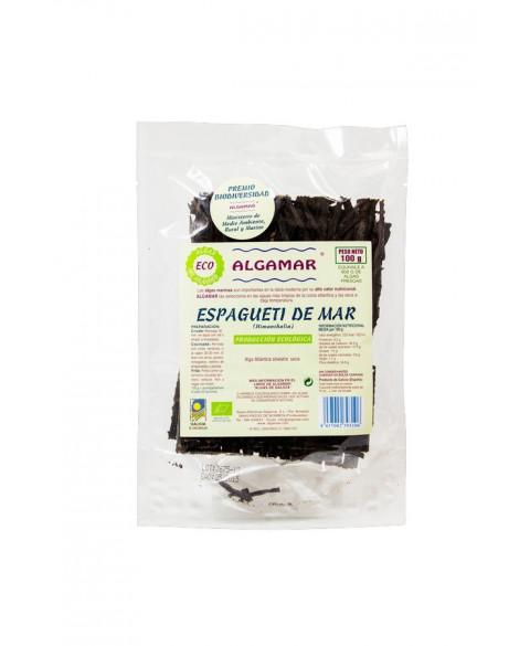 Alga Espagueti Algamar 100 Gr Bio
