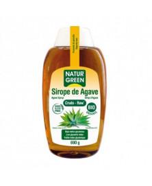 SIROPE DE AGAVE CRUDO NATURGREEN 690 GR BIO