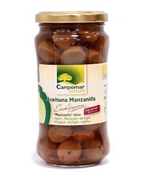 Aceitunas con Especias de Campomar Nature 350 Gr Bio