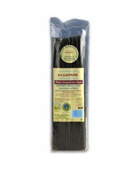 Espagueti Integral con Algas de Algamar 250 Gr Bio