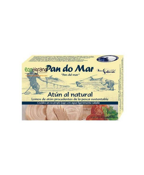 ATUN AL NATURAL 120GR