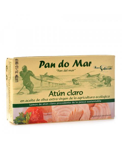ATUN CLARO ACEITE OLIVA 120GR BIO