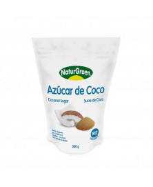 AZUCAR COCO 300GR BIO