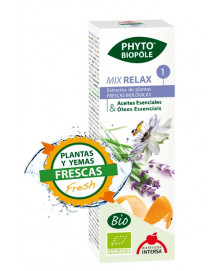 MIX RELAX EXTRACTOS DE PLANTAS 50 ML BIO