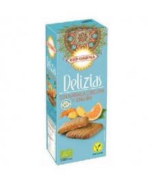Delicias de naranja, cúrcuma y jengibre de BioDarma