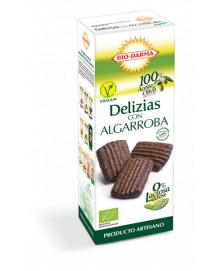 DELICIAS CON ALGARROBA 125 GR BIO