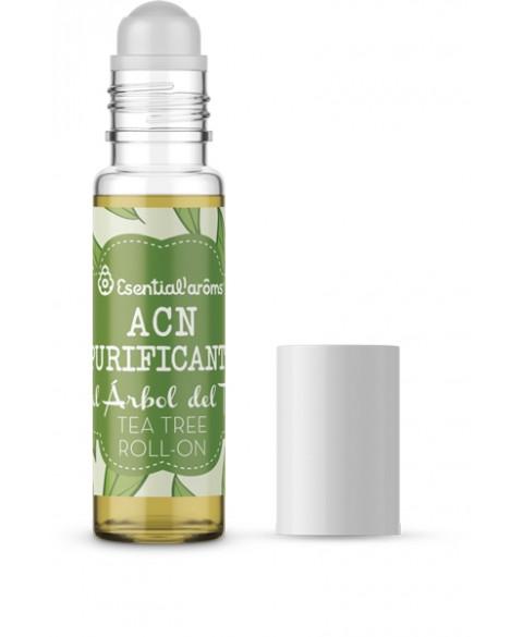 Acn Purificante en Roll-on de Árbol de Té Bio de Esential' Aroms 5 ml