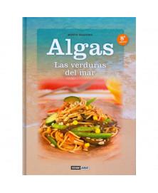 LIBRO ALGAS, LAS VERDURAS DEL MAR