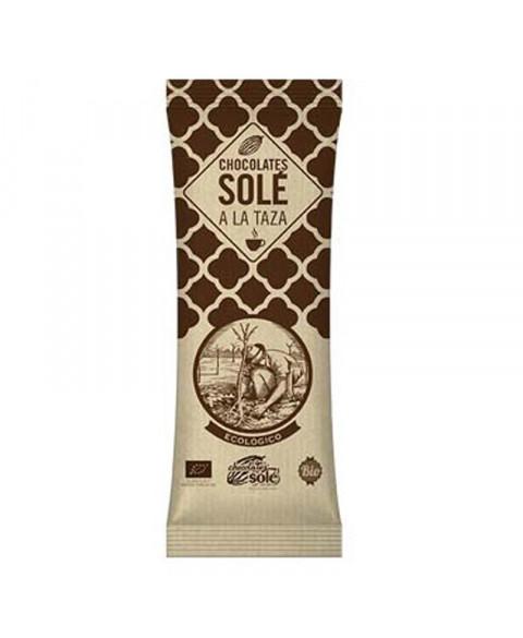 CHOCOLATE A LA TAZA 200GR BIO