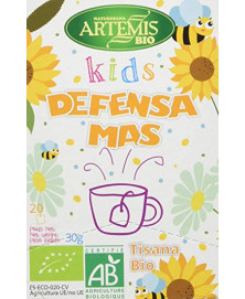 TISANA DEFENSAS KIDS ARTEMIS 30GR BIO