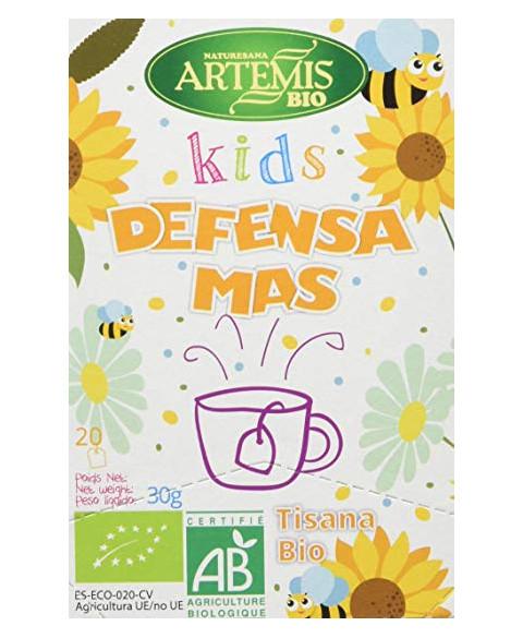 Tisana Defensa Mas Kids de Artemis 20 Uds Bio
