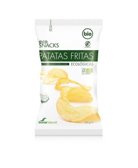 PATATAS FRITAS 40GR BIO