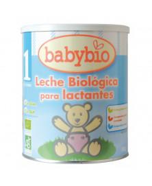 LECHE LACTANTES 0-6 MESES BABYBIO 900GR BIO