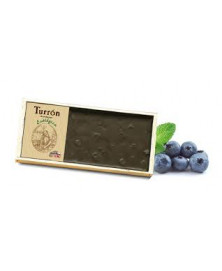 TURRÓN CHOCOLATE ARANDANOS CHOCOLATES SOLE 200GR BIO