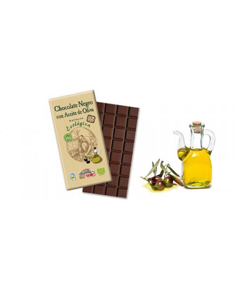 CHOCOLATE NEGRO 94% 100GR BIO