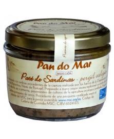 PATE SARDINAS-PEREJIL 125GR BIO