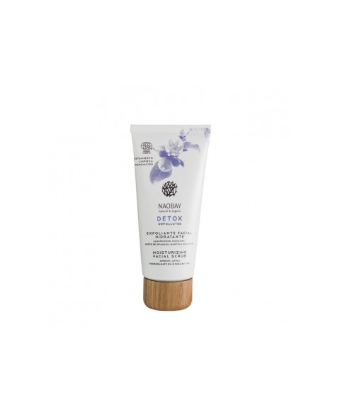 Exfoliante Facial Naobay Hidratante 100 ml Bio