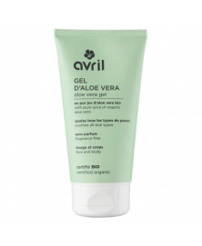 BODY GEL ALOE VERA AVRIL 150ML BIO