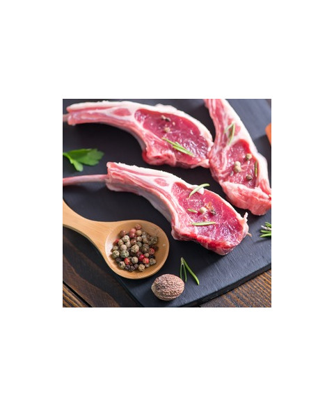 Chuletas de Cordero Bio, Campos Carnes Ecológicas