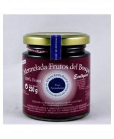 MERMELADA FRUTOS DEL BOSQUE SIN AZUCAR 250 GR BIO