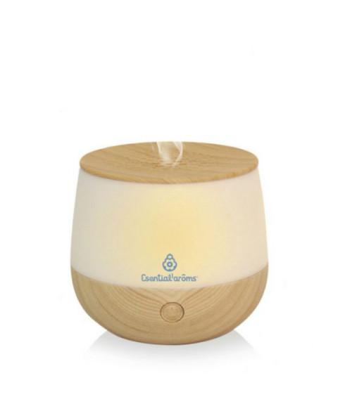 Esential Mist / Humidificador + Cromaterapia de Esential Aroms