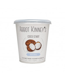 YOGUR DE COCO NATURAL ABBOT KINNEY'S 400 ML BIO