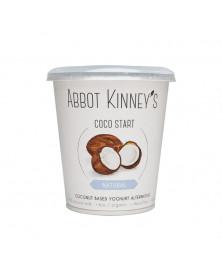 YOGUR DE COCO NATURAL ABBOT KINNEY'S 400 ML BIO