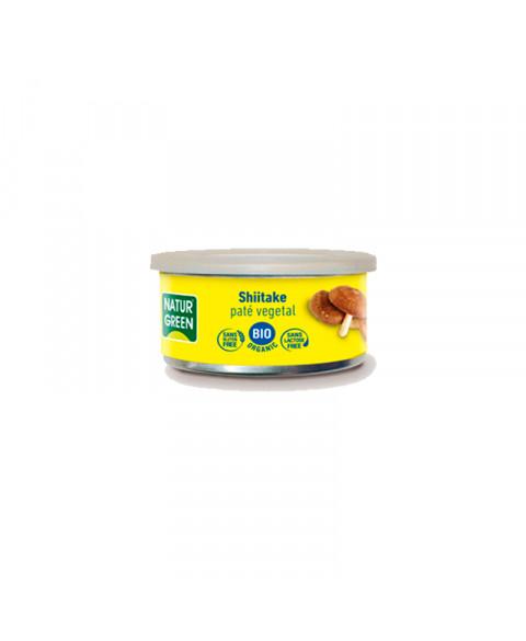 Paté de Shiitake Naturgreen 125 gr Bio
