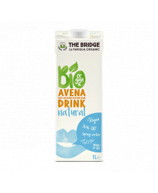 BEBIDA AVENA THE BRIDGE 1L BIO