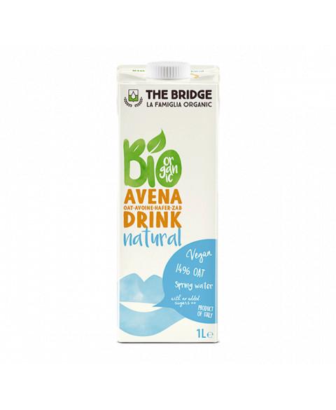 BEBIDA AVENA THE BRIDGE 1L BIO